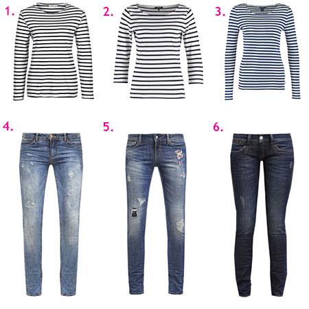 Outfits Vorschläge